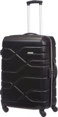 Чемодан American Tourister 87A-09003-s Houston city Black