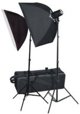 Студийный свет Fancier FAN021 Twin softbox kit